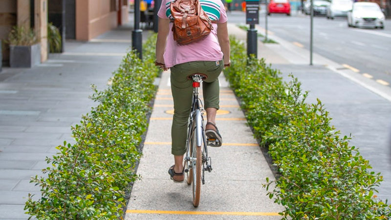City Bikeways - North-South | City of Adelaide (SA)