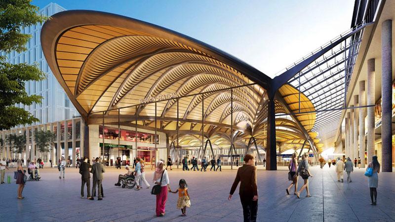 Euston London Lendlease Development Masterplan
