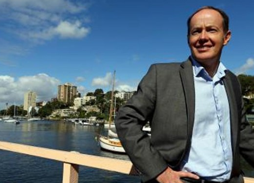 Mulpha CEO Greg Shaw