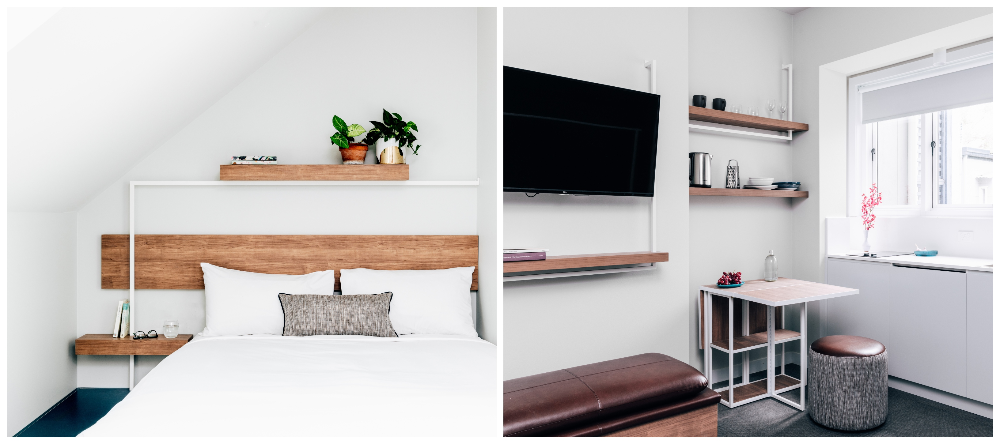 An interior image of UKO's second co-living property in Paddington.