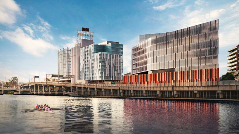 Melbourne major development projects The Malt District by Caydon Property Group