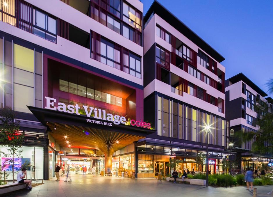 East Village, Zetland, Sydney