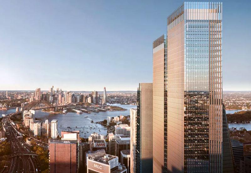 110 Walker Street Sydney Property Development Project