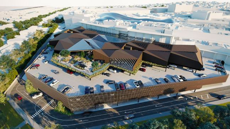▲ The developments won't increase the size of the precinct but rather refresh and repurpose existing space, utilising land within the current Chadstone footprint. Image: Supplied