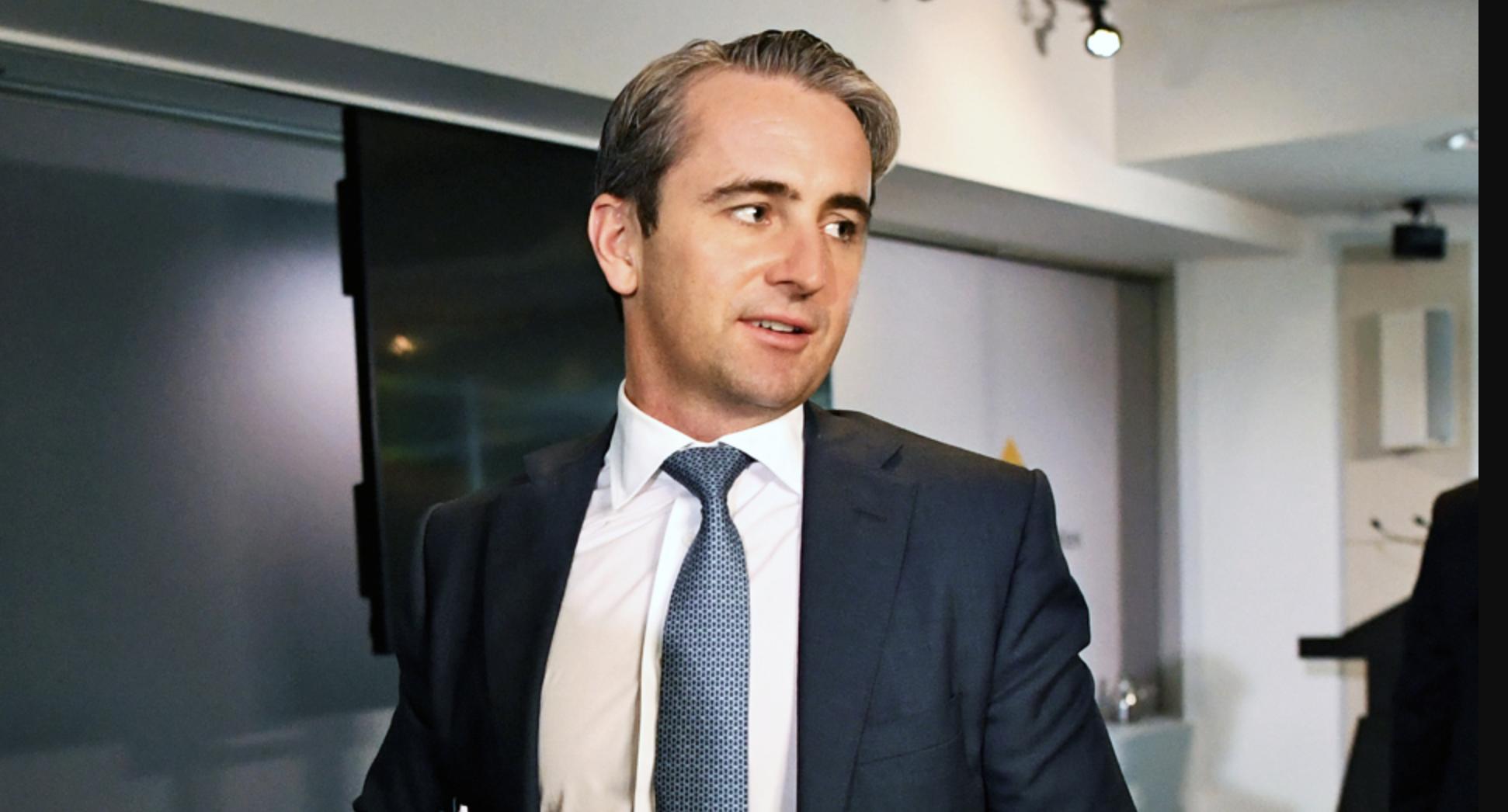 CBA CEO Matt Comyn