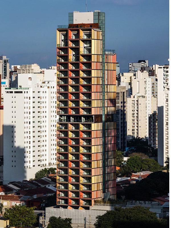 Forma Itaim - São Paulo (Best Tall Building 100-199 metres)