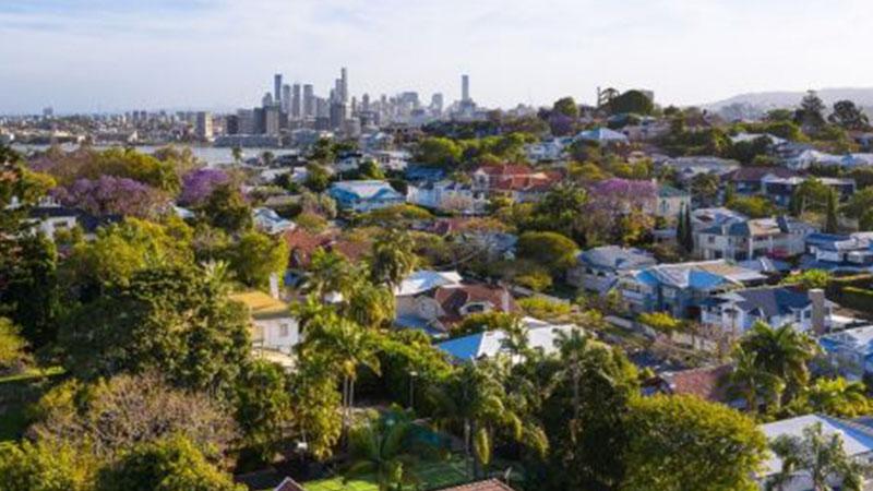 Brisbane Property market. Hamilton