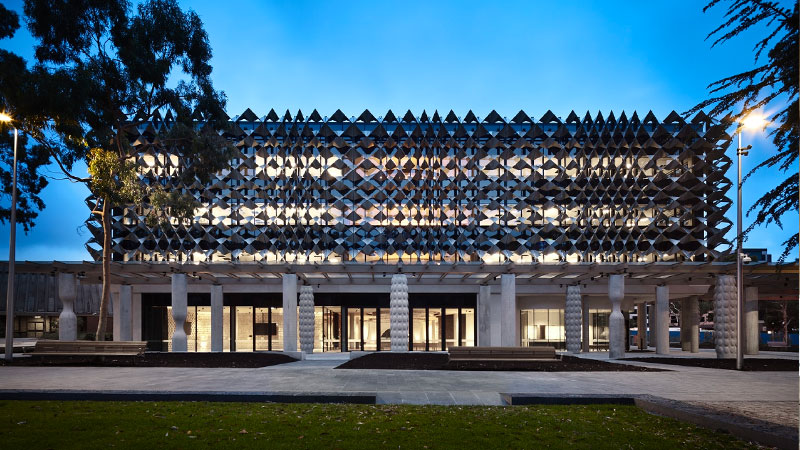 Monash University Chancellery | ARM Architecture