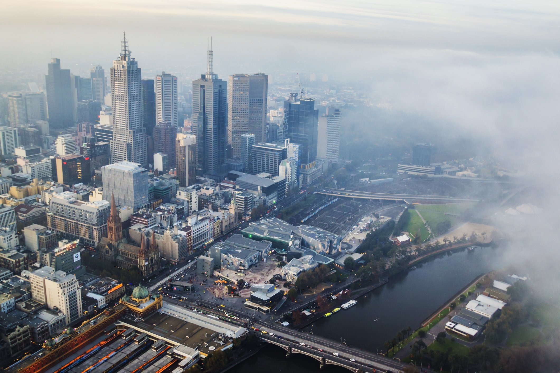Melbourne's property listings have jumped 32.2 per cent year-on-year, says SQM.