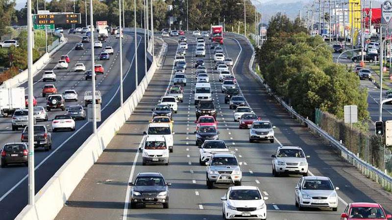 Logan motorway. Infrastructure upgrades
