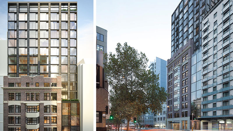 Golden Age Group announced US brand Ace Hotel will form part of its Surry Hills project, designed by Bates Smart at 49–53 Wentworth Avenue, to open in 2021.