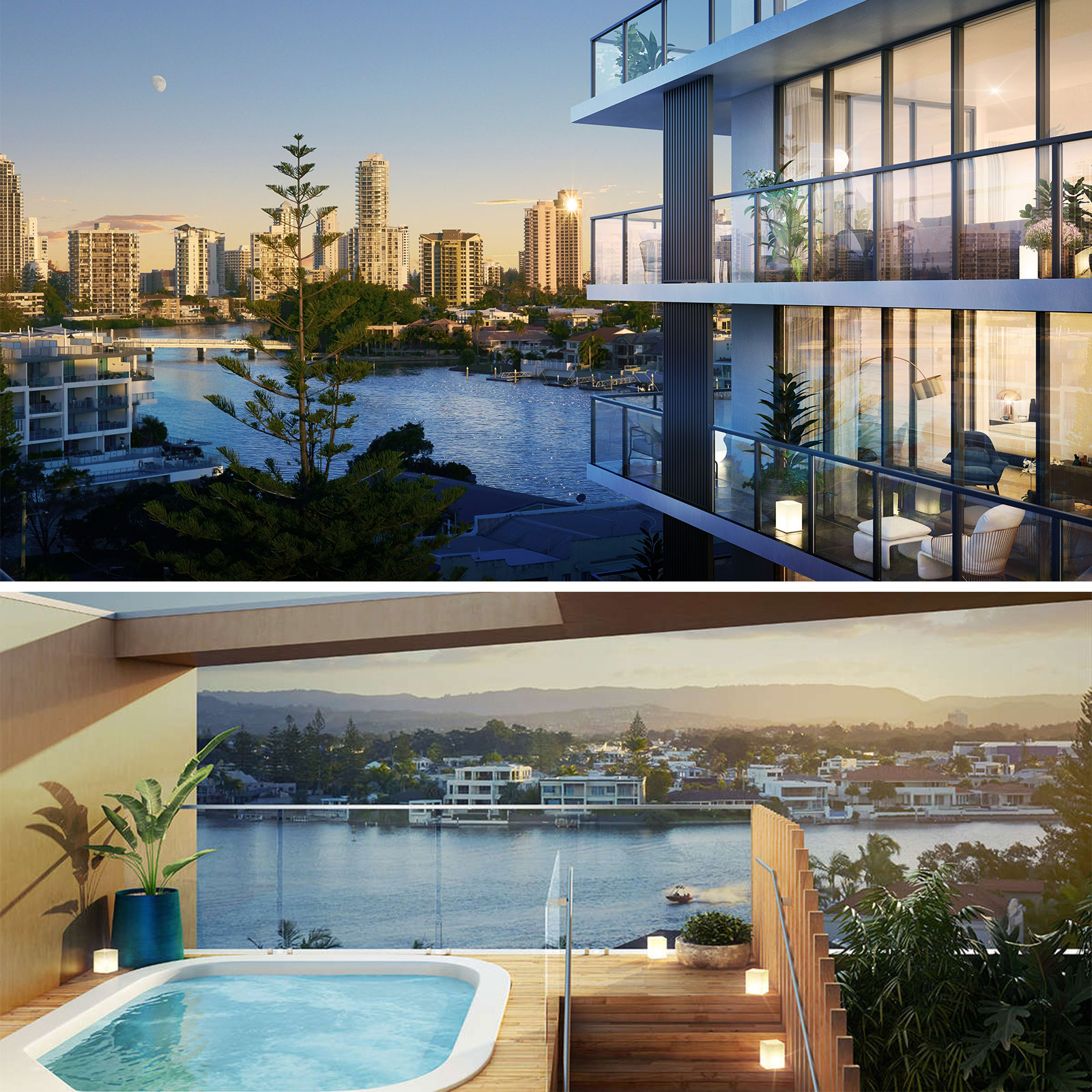 Peninsular's rooftop retreat will be an exclusive oasis featuring a gym, movie theatre and private dining lounge.
