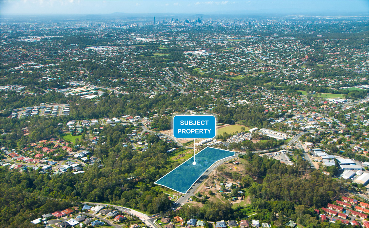 The site is located on the corner of 10 Francis Road and was acquired by expression of interest from a private vendor.