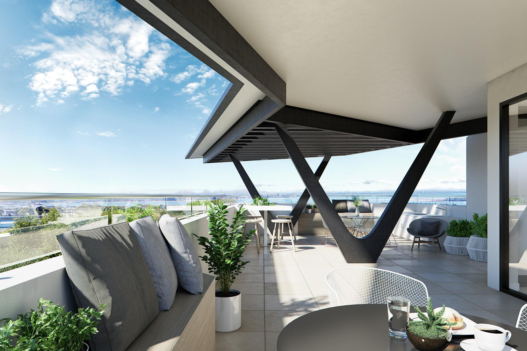 Affinity Caringbah rooftop