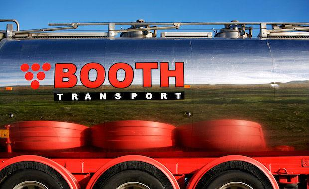 Booth-Transport