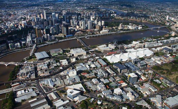 Brisbane-Aerial