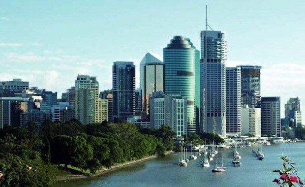 Brisbane-Skyline