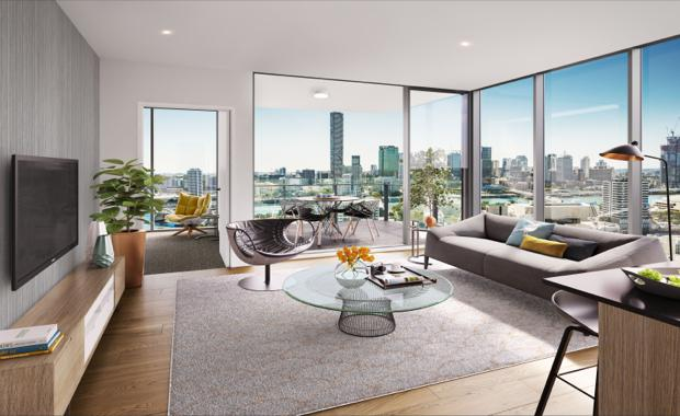 Brisbane 1 development, R&F Property