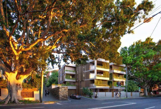 Modulus at Bellevue Hill