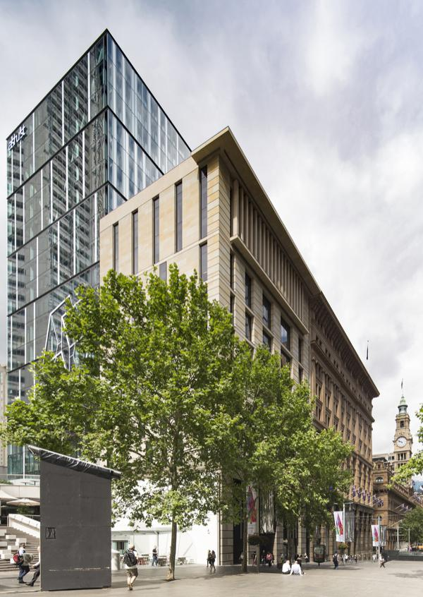 National Architecture Awards 2016, commercial_5martinplace_jpw_tkdarchitects_photo-brettboardman_600x846
