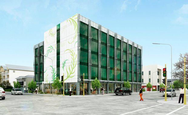 Modular Hotel In Christchurch Cbd Hits The Market Cosa Exterior 01