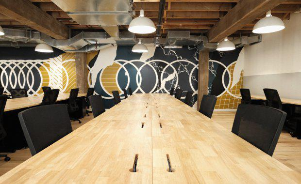 WeWork cor-working space, Pyrmont, Sydney