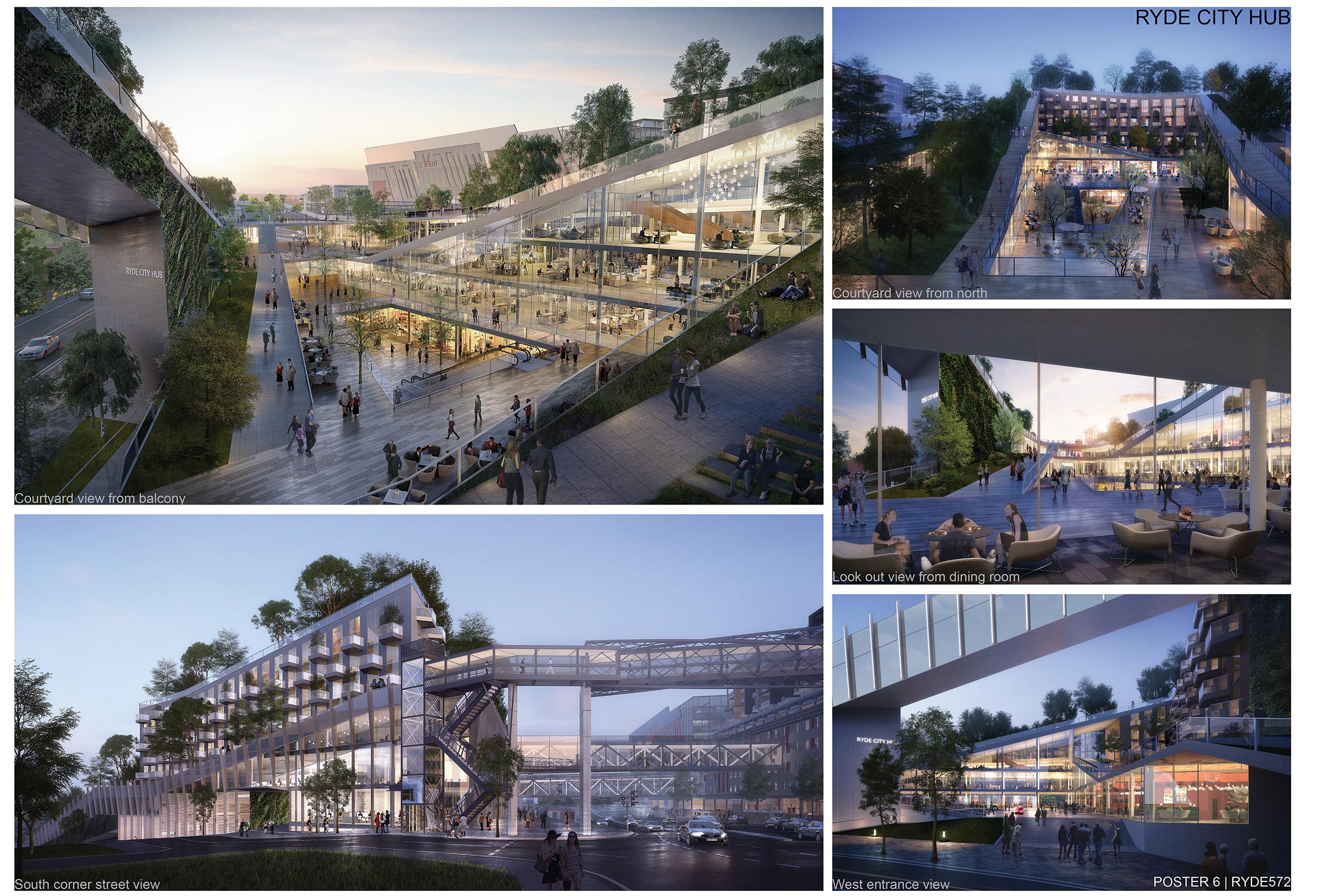 Desing our Ryde winner Entry 572 Beijing Institute of Architectural Design China 1