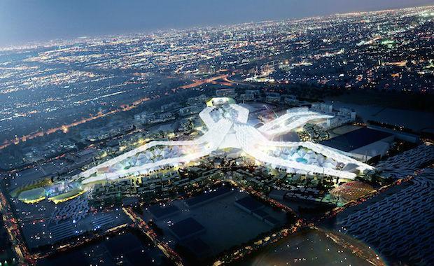 Dubai-Expo-Master-Plan