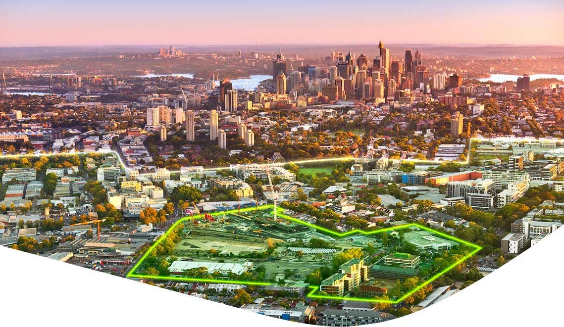 Sydney City infill site