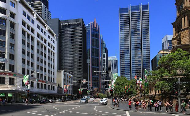 George_street_in_Sydney_Australia