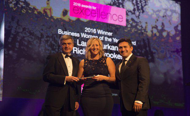 Laura-Durkan-winner-of-the-WSP-Parsons-Brinckerhoff-Business-Woman-of-the-Year-Award-NAWIC-NSW-August-2016_620x380