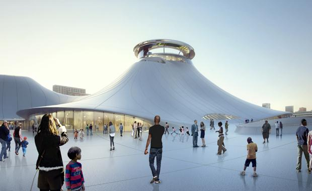 George Lucas Museum, Chicago, MAD