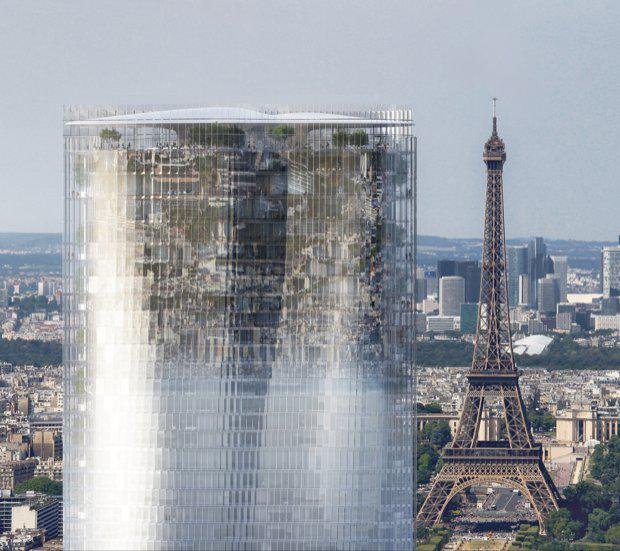 MAD's Tour Montparnasse design concept.