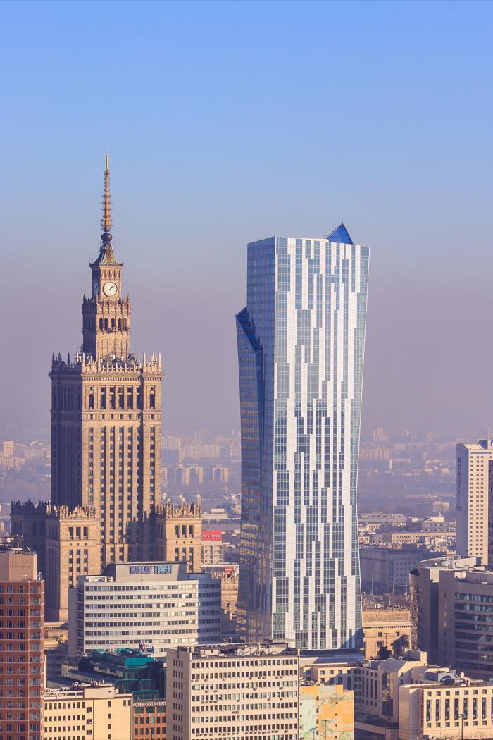 Zlota 44, Warsaw