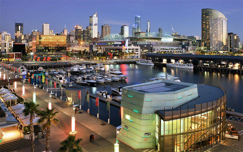 Melbourne-Docklands