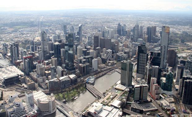Melbourne-Sky-Line