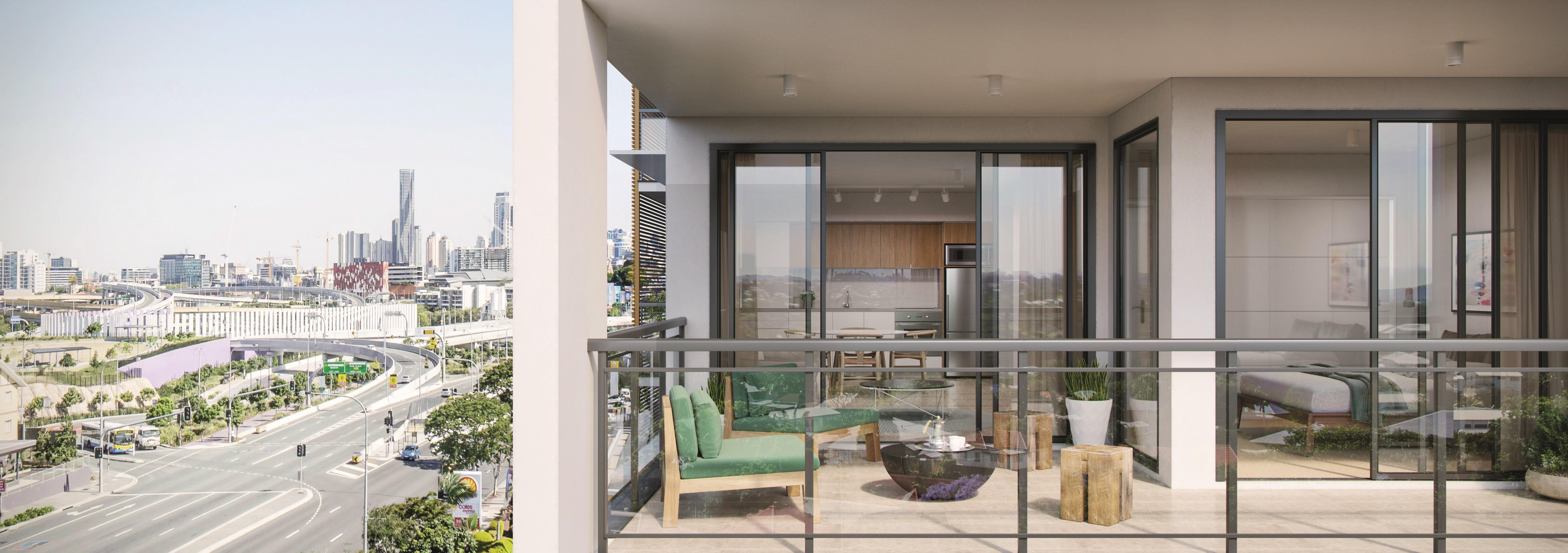 Mint Residences_Balcony