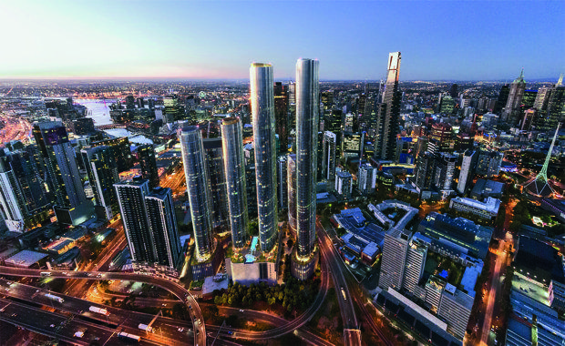 Melbourne square project gets global backing for Urban planning firms melbourne