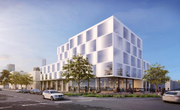 South Melbourne Hotel, Perri Projects