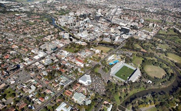 Parramatta-CBD