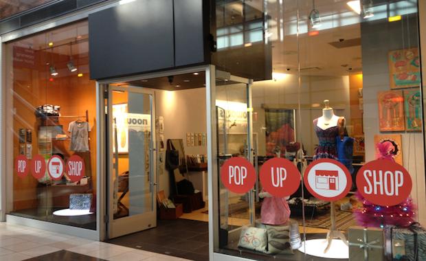 Pop-Up-Shop