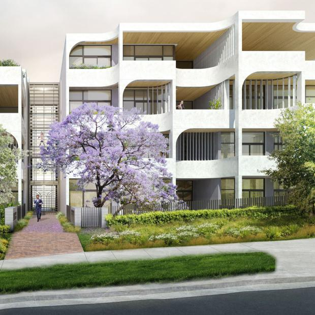 Archer Terraces, Rothelowman, Roseville