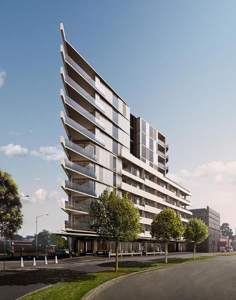 West Melbourne - Volaire Apartments
