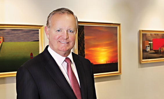 Satterley Property Group Founder and CEO Nigel Satterley