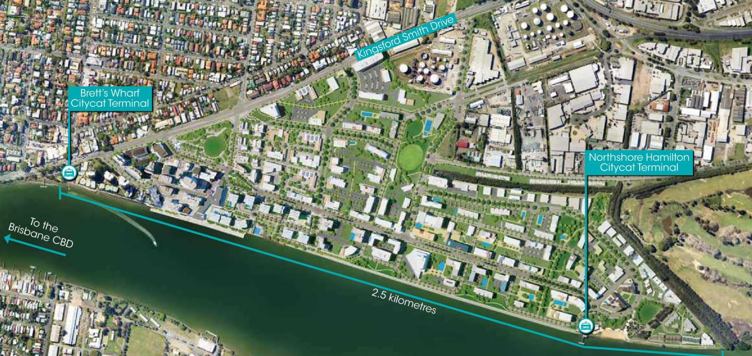 Northshore Parklands & Community Space Brisbane