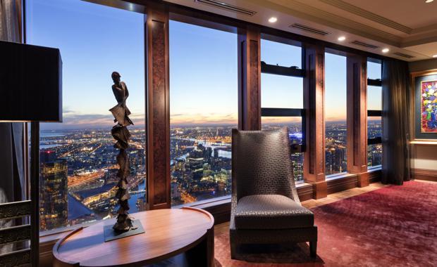 Melbourne Eureka Penthouse
