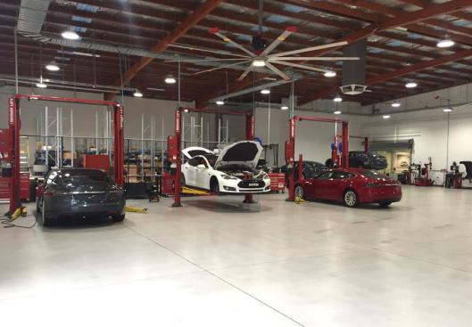 Tesla Service Centre, Victoria