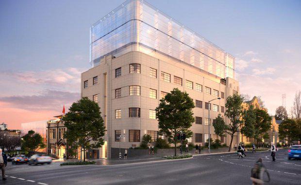 Hobart Marriott to open in 2018