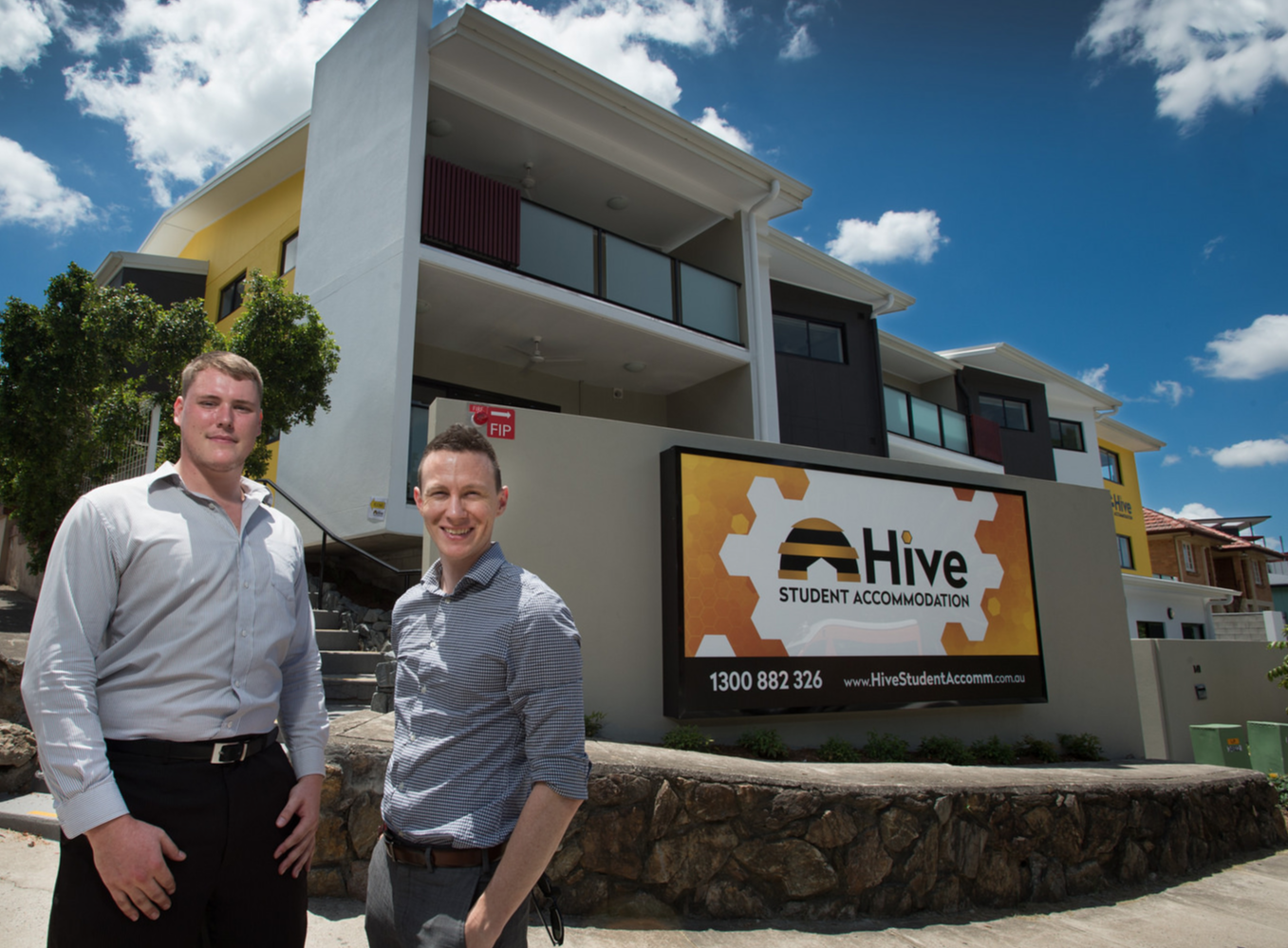 hive student accommodation