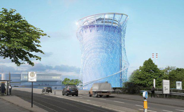 Germany Builds Revolutionary Water Tank For Energy Storage